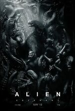 ALIEN COVENANT MANIFESTO RIDLEY SCOTT MICHAEL FASSBENDER WATERSON FRANCO RAPACE