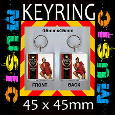 24K MAGIC BRUNO MARS CD COVER KEYRING-KEY CHAIN-KEY RING #4