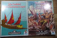 DSA 2 - Thorwal; Die Seefahrt des Schwarzen Auges  (SET)