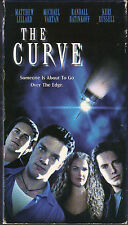 The Curve (VHS, 2000) College Murder Mystery with a Twist Matthew Lillard