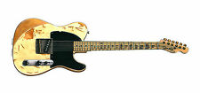 Jeff Beck's 1954 Fender Esquire Greeting Card, DL size
