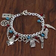 Supernatural Inspired Mary Campbell Bracelets Amulets Dean Sam Bracelet