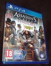 Assassins Creed Syndicate Playstation 4 PS4 NEW SEALED