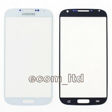 SAMSUNG GALAXY S4 WHITE DIGITIZER TOUCH SCREEN FRONT LENS I9500 GT-I9500