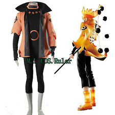 2017 Pre-sale Anime Naruto Uzumaki Naruto Apparel Cosplay Costume Full Suit