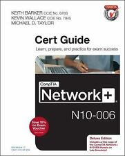 CompTIA Network+ N10-006 by Taylor Micheal D., Michael D. Taylor, Wallace...