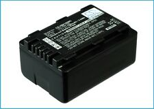 UK Battery for Panasonic HC-V10 HC-V100 VW-VBK180 VW-VBK180E-K 3.7V RoHS