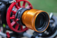 Isco Micro Anamorphic Lens for GH4 DSLR BMPCC. Sharp, 3-5ft min focus, 0.45kg