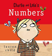 Lauren Child Charlie and Lola's Numbers Very Good Book
