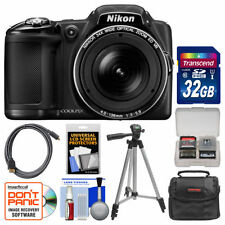 Nikon COOLPIX L830 16.0 MP Digital Camera - Black