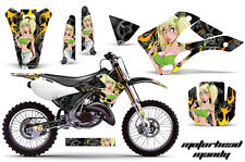 KAWASAKI KX 125/250 Graphic Kit AMR Racing Decal Sticker Part 99-02 MMB