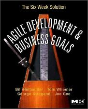 Agile Development & Business Goals: The Six Week Solution-ExLibrary
