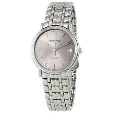 Longines Presence Automatic Silver Dial Ladies Watch L48214726