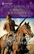 The Sheriff of Silverhill 1184 by Carol Ericson (2010, Paperback) SIGNED COPY