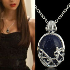 Charm The Vampire Diaries Katherine Anti-sunlight Lapis Lazuli Pendant Necklace