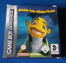 Grosse Haie-kleine Fische Game Boy Advance