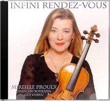 Infini Rendez-Vous - Mireille Proulx (CD, Nov-2001, Ars Produktion) Violinist