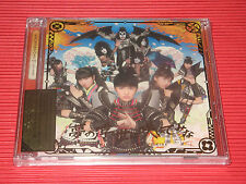 Momoiro Clover Z VS KISS Yume No Ukiyo Ni Saitemina  JAPAN CD + Blu-ray