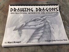 Learn how to draw dragons book drawing original fantasy art