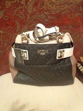 GUESS Rosewood Satchel / Handbag - Black - OG481106