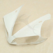 Upper Front Cowl Fairing Nose Head For YAMAHA YZF R1 YZF-R1 04-06 05 Unpainted