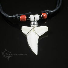 OCEANIC SHARK WHITE SHARK TOOTH EGYPT FOOTBALL TEAM NATIONAL COLOURS CHARM GB24
