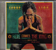 Snoop Lion-Here Comes The King Promo cd single