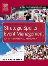 Strategic Sports Event Management : An international approach-ExLibrary