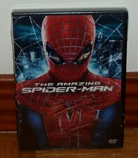 THE AMAZING SPIDER-MAN - DVD - PRECINTADO - NUEVO - ACCION - FANTASTICO-THRILLER