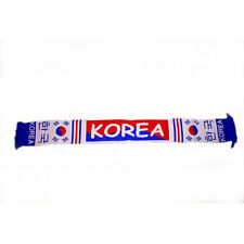 KOREA COUNTRY FLAG THICK SCARF.. NEW