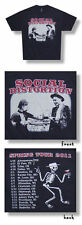 Social Distortion-spring 2011 tour 2xl NEUF us Import!!!