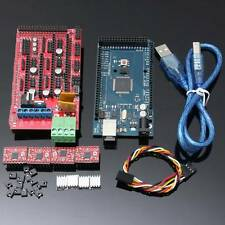 Mega 2560 +4 A4988 Stepper Motor Driver + RAMPS 1.4 REPRAP 3D Printer CONTROLLER