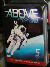 Above and Beyond - The Complete Television Series (DVD) 5-Disc Set! BRAND NEW!