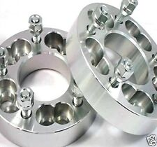 4 Pc CHEVY 5x4.75 TO 5x5.50 Wheel Adapter Spacers 1.25 Inch # AP-5475/5550B