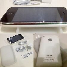 Iphone 3GS 16 Gb Color White Libre Liberado Como Nuevo