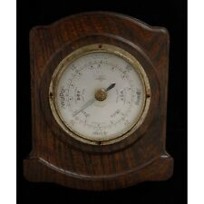 Shortland Smiths Oak Case SB Barometer - UNTESTED