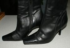 FLORENCE+RED black ankel boots size 38 / 5