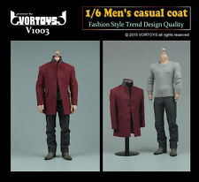 VORTOYS male coat Leisure SUIT V1003L CLOTHING SET 1/6 scale Action Figures doll
