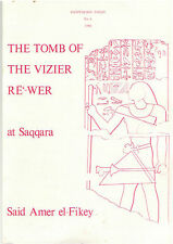 The Tomb of the Vizier by Amer el-Fikey, S