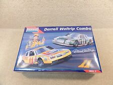 New 1994 Monogram 1:24 Model NASCAR Darrell Waltrip Combo Mountain Dew Pepsi