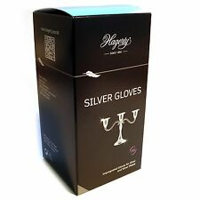 Hagerty Silver Gloves Jewellers Polishing Cleaning Silversmith Jewellery SH400A