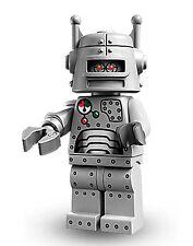 Lego 8683 Roboter Minifigures Serie 1 Nr. 7 Figur + BPZ Robot