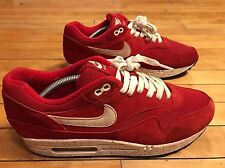 NIKE AIR MAX 1 BEET 2009 319986-611 MENS 10 WOMENS 11.5 PATTA PARRA AIR MAX DAY