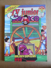 TV JUNIOR n°8  1982 Galaxy Express 1999 Marco BIA ed. ERI RAI  [G419A]