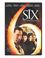 Six The Mark Unleashed -New DVD