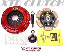XTD STAGE 2 STREET CLUTCH KIT 2008-2011 HONDA CIVIC Si MUGEN Si 2.0L K20Z3 6 SPD