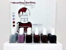 ESSIE-- SHEARLING DARLING Winter 2013 Collection -- All 6 Shades 851 - 856!