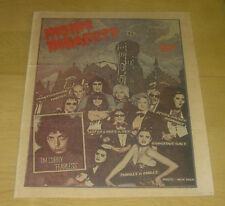 Inside Insanity #1 1980 Rocky Horror Picture Show Fan Club Publication Zine