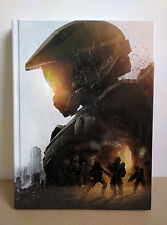 Halo 5 Guardians Collector's Edition Strategy Guide - Hardcover