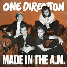 Made In The A.M. by One Direction [Format: Vinyl] BRAND NEW FREE SHIPPING